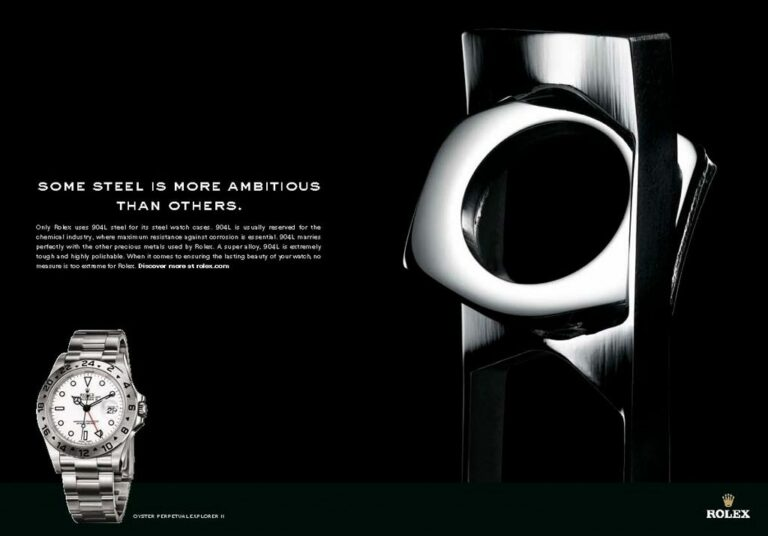 Rolex-904L-Edelstahl-Oystersteel