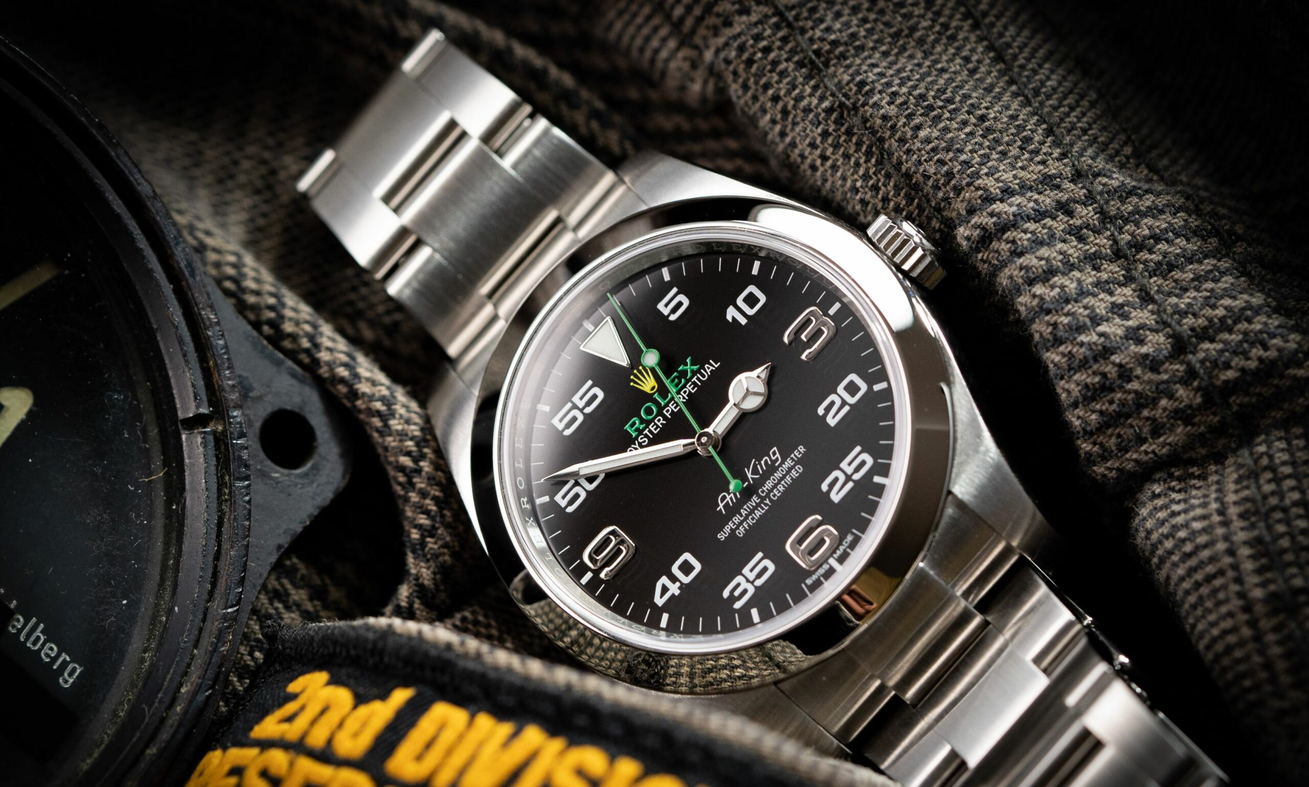 Read more about the article Rolex Air-King (116900) – Bruchlandung oder Überflieger?