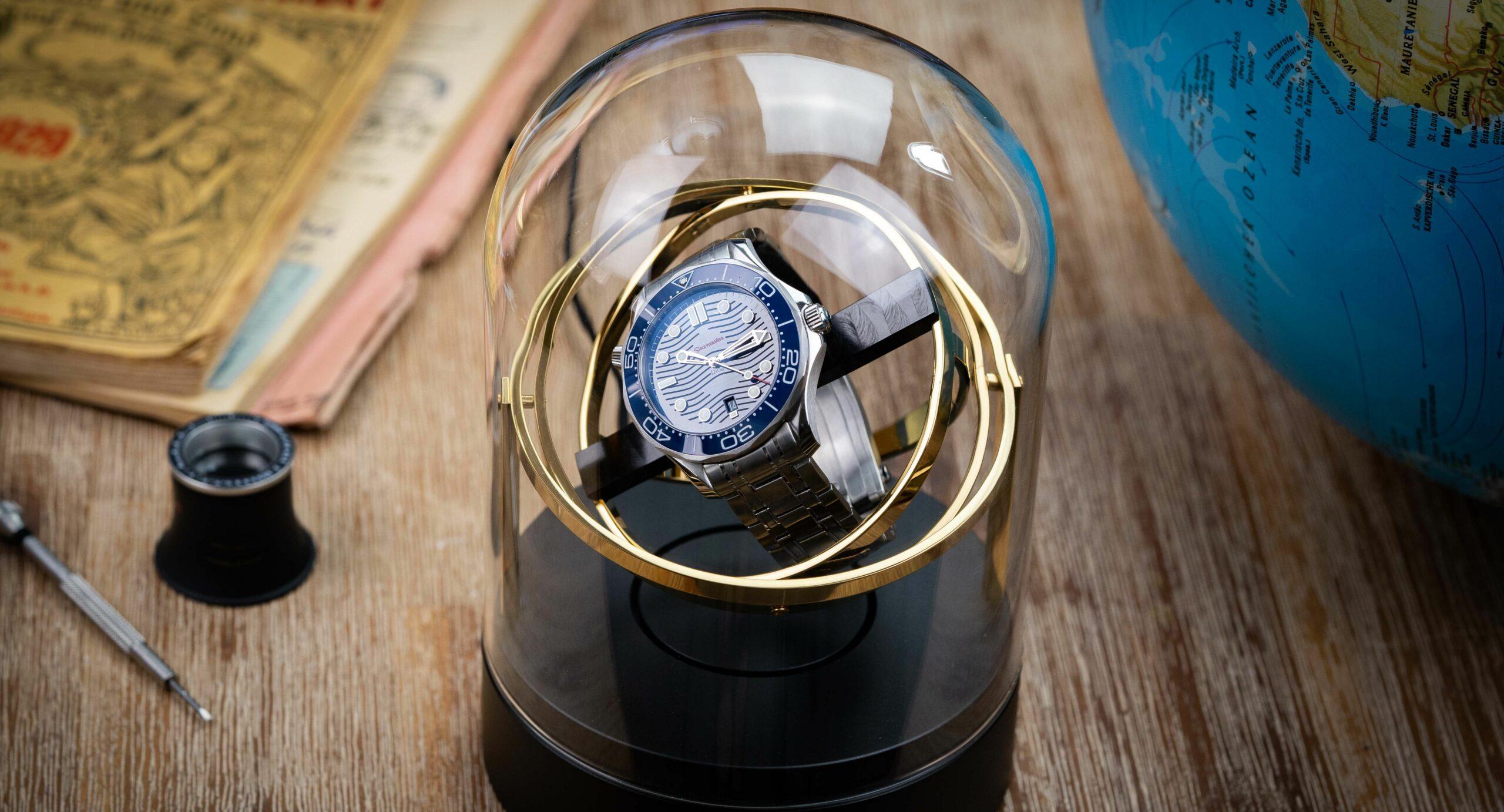 Read more about the article Uhrenbeweger für Automatikuhren (Rolex & Co.) – sinnvoll oder nicht?