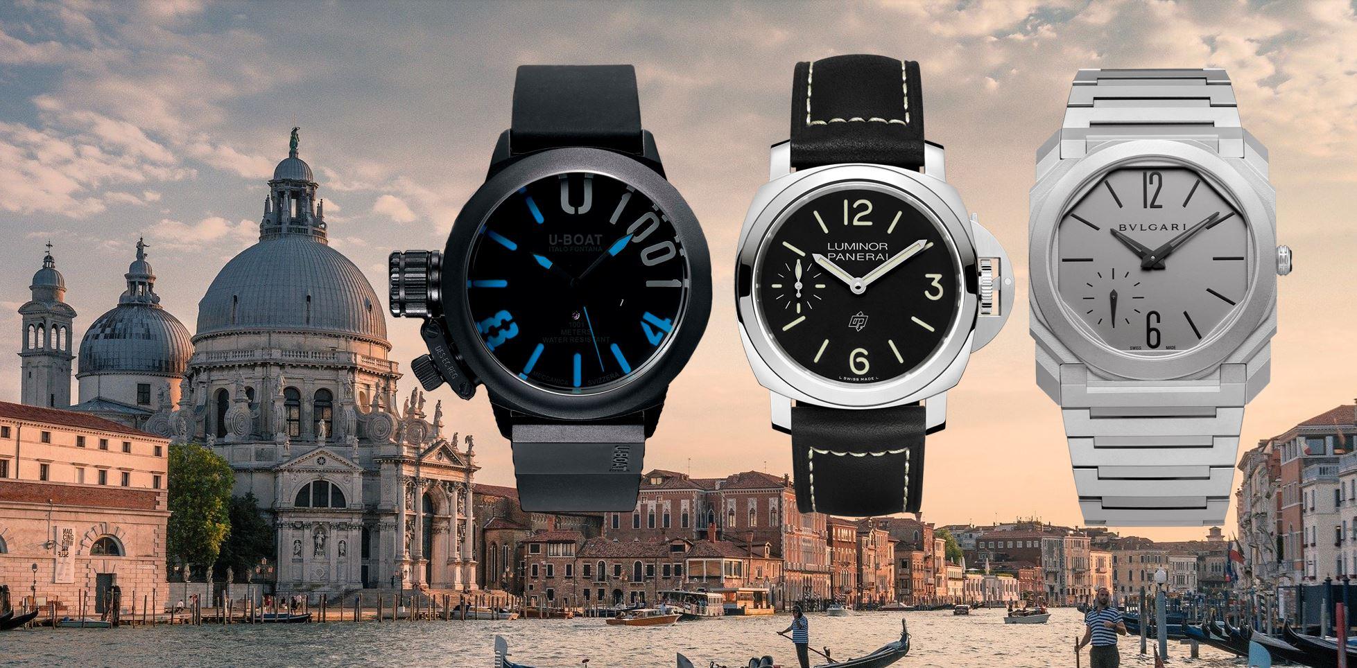 Read more about the article Bella Italia? Aktuelle Italienische Uhren-Marken