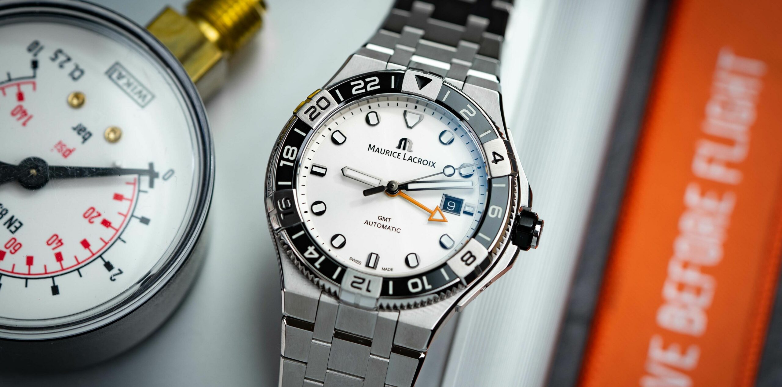 Read more about the article Maurice Lacroix Aikon Venturer GMT 43mm im Test